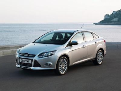 Ford Focus III МКПП 1.6